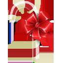 candycane, ícone do Natal