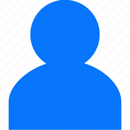 account, avatar, human, male, man, people, person, profile, user, users icon