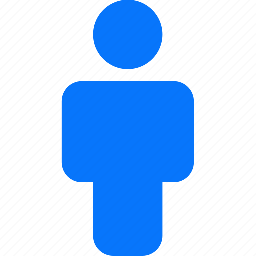 account, human, male, man, people, person, profile, user, users icon