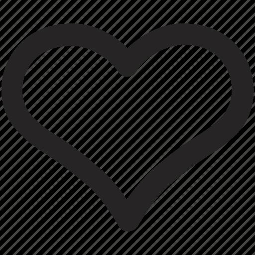 favourites, follow, heart, like, love, romantic icon