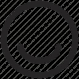 avatar, face, happy, profile, smile, user icon
