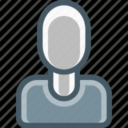 avatar, male, person, user icon