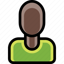 african american, male, man, people, person, user icon