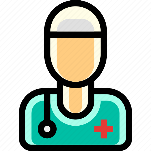doctor, health, person, physician, surgeon icon