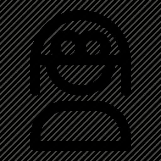 avatar, people, pilot, user icon