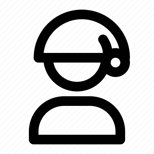 avatar, people, santa, user icon