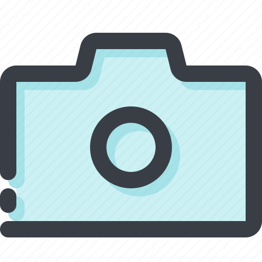 camera, image, multimedia, photo, photography, picture, video icon