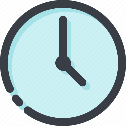 alarm, clock, date, stopwatch, time, timer, watch icon