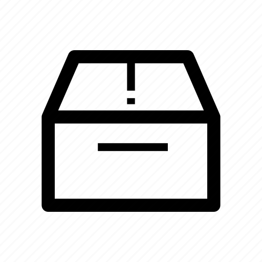 box, business, collection, delivery, export, package, shipment icon