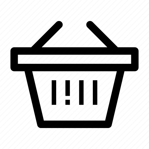 basket, business, cart, commerce, merchandise, payment, present icon