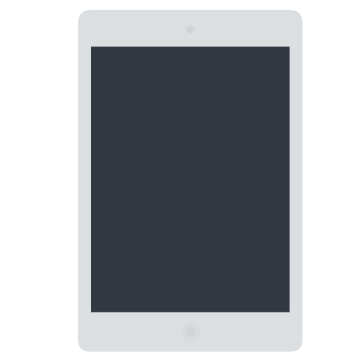communication, computer, device, electronic, entertainment, ipad, mobile icon