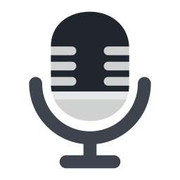 audio, communication, computer, device, electronic, entertainment, microphone icon