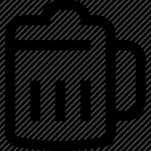 bar, beer, drink, mug, pub icon