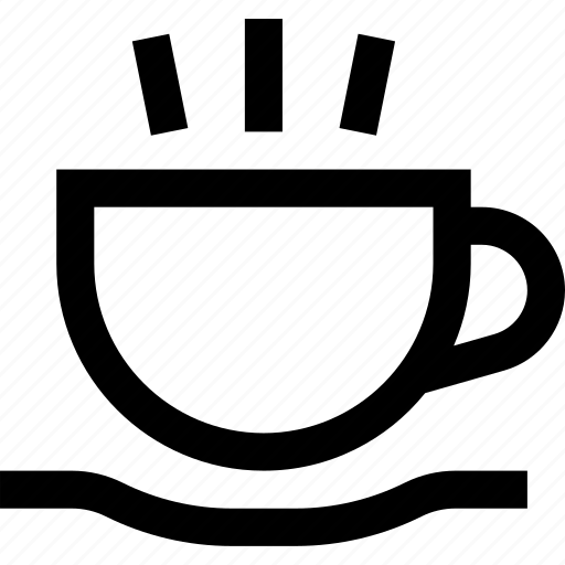 Cafe, coffee, cup, drink, tea icon - Download on Iconfinder