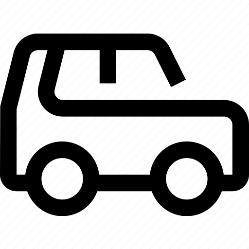automotive, car, ride, suv, vehicle icon