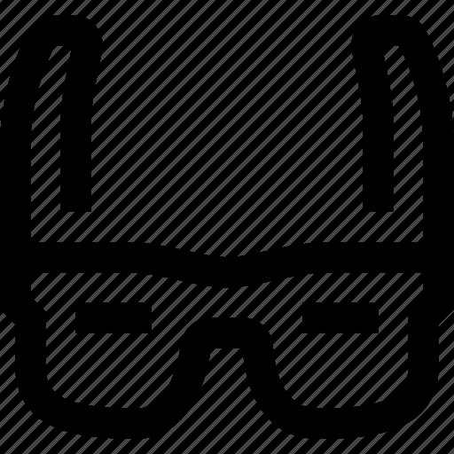 frame, glasses, oculist, optic, optics, vision icon