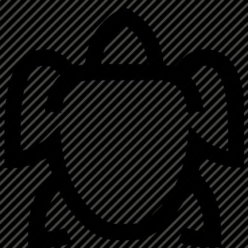 animal, reptiles, tortoise, turtle icon