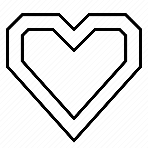 dating, emotion, heart, heart container, hearts, love, romance icon