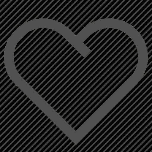 favorite, happy, heart, like, love icon