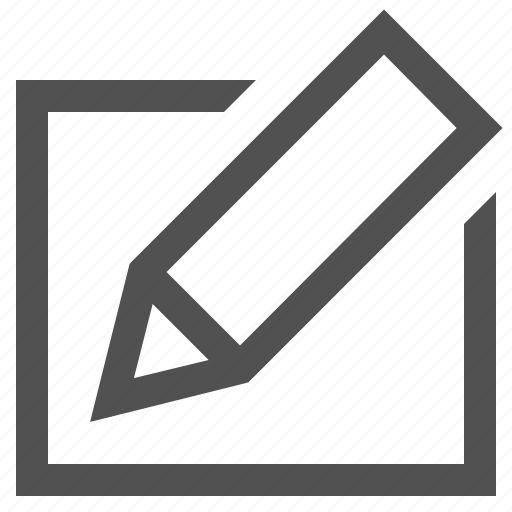 edit, ink, input, pen, pencil, text, writing icon