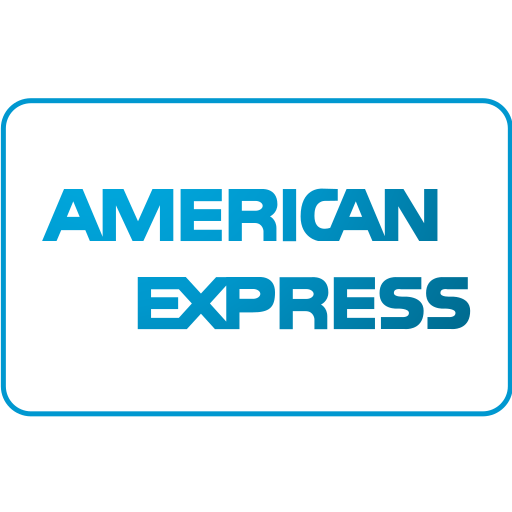 american express, amex, card, cash, checkout, online shopping, payment method icon