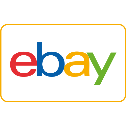 card, cash, checkout, ebay, online shopping, payment method, service icon