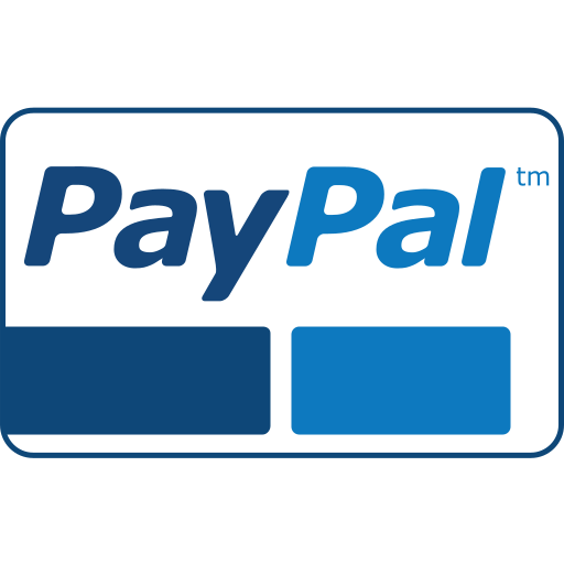card, checkout, money transfer, online shopping, payment method, paypal, service icon