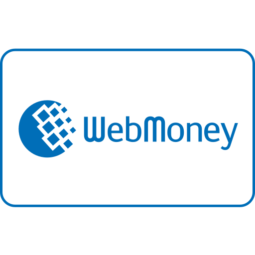 card, cash, checkout, online shopping, payment method, service, webmoney icon