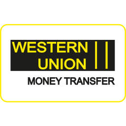 card, checkout, money transfer, online shopping, payment method, service, western union icon