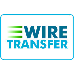 card, checkout, money transfer, online shopping, payment method, service, wire transfer icon