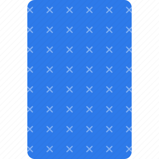 back, blue, card, casino, deck, playing icon
