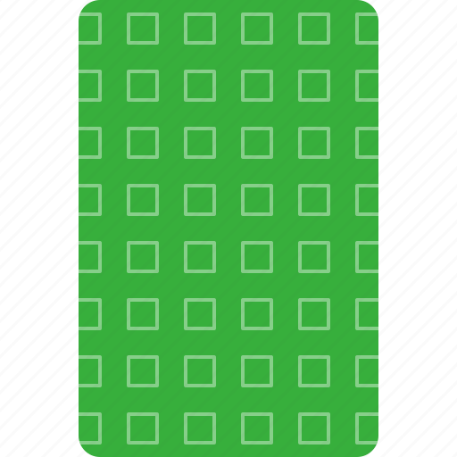 back, card, casino, deck, green, playing icon