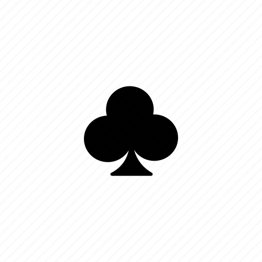 card, casino, clubs, deck, playing icon