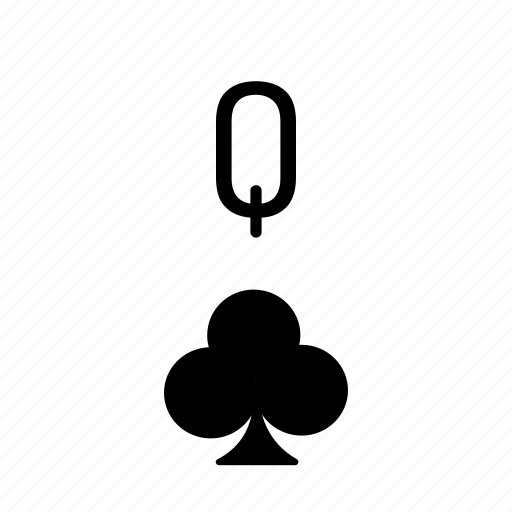 Card, casino, clubs, deck, playing icon - Download on Iconfinder