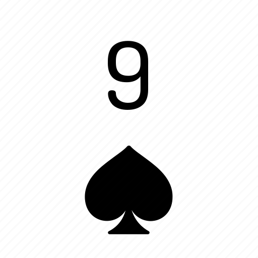 card, casino, deck, playing, spades icon