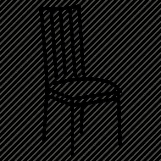 armchair, chair, decoration, furniture, interior, seating, sofa icon