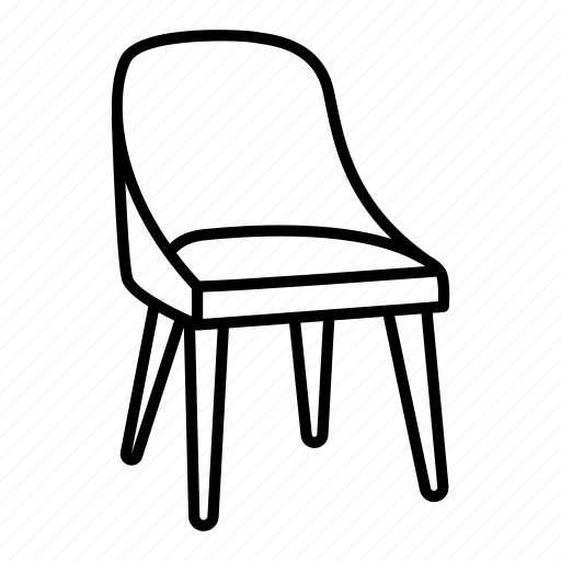 armchair, chair, decoration, furniture, interior, seating, sofa icon