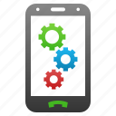 android, automation, desktop configuration, service, settings, task, tools icon