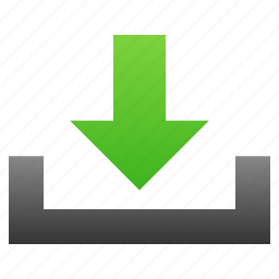 down, download, downloads, guardar, load, save, storage, store icon