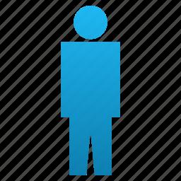 account, client, login, man, person, profile, user icon