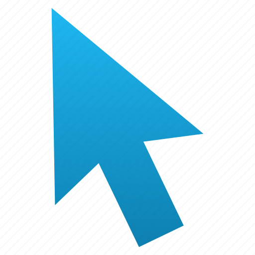 arrow, cursor, location, mouse, mouse pointer, navigation, pointer icon