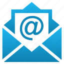 mail, message, envelope, email, news, send letter, open document