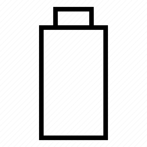 batttery, interface, life, user icon