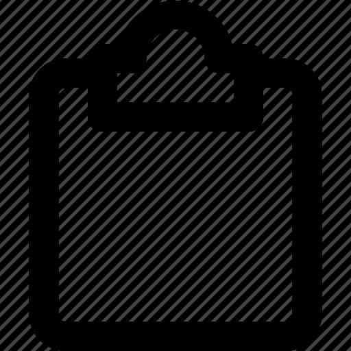 clipboard, copy icon