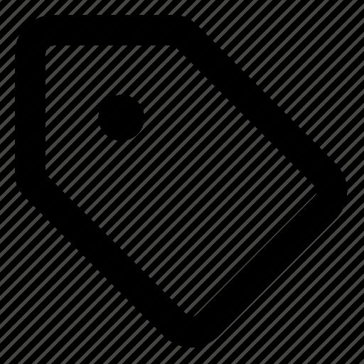 tag, tags icon