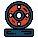 bearing, improvement, repair, tools icon