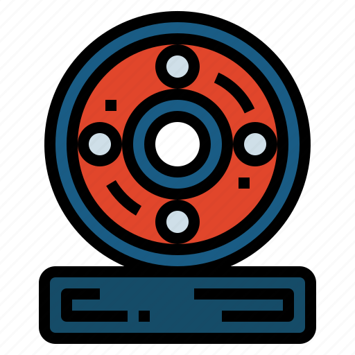 bearing, improvement, repair, tools icon