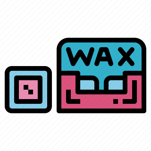 care, clean, wax, wipe icon