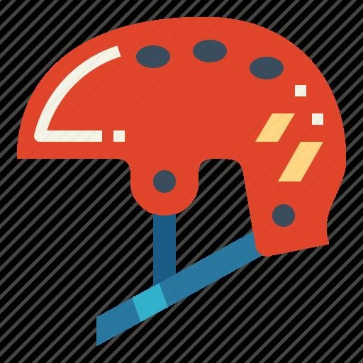 equipment, helmet, protection, security icon