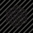 box, cube